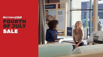 Mattress Firm 4th of July Sale TV Spot, 'Early Access: Save $500' - Thumbnail 2
