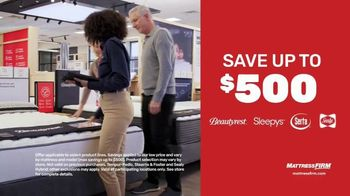 Mattress Firm 4th of July Sale TV Spot, 'Early Access: Save $500' - Thumbnail 3