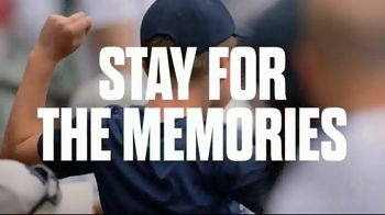 Major League Baseball TV Spot, 'Come for the Game, Stay for the Memories' - Thumbnail 4