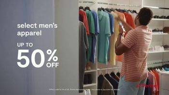 JCPenney Father's Day Sale TV Spot, 'Apparel and Tech' - Thumbnail 3