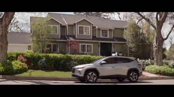 2022 Hyundai Tucson TV Spot, 'Question Everything with Marvel Studios, ABC, and ESPN' [T1]