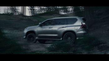 Lexus TV Spot, 'Challenging Journey' Featuring Jon Shook, Vinny Dotolo [T2]