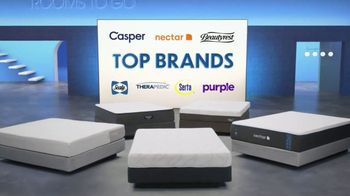 Rooms to Go TV Spot, 'Change the Way You Sleep: Free Adjustable Base' Featuring Jesse Palmer - Thumbnail 3