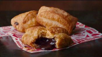 Jack in the Box Chocolate Croissant Bites TV Spot, 'Esponjoso' [Spanish]