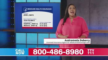 Medicare Advantage Hotline TV Spot, 'Medicare by the Numbers: Extra Benefits'