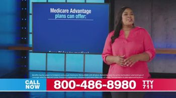 Medicare Advantage Hotline TV Spot, 'Medicare by the Numbers: Extra Benefits' - Thumbnail 7