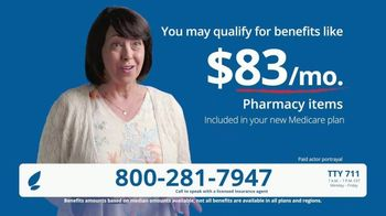 GoHealth TV Spot, 'Don't Miss Out on Extra Medicare Benefits' - Thumbnail 6