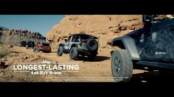 Jeep Freedom Days TV Spot, 'One Family' [T2] - Thumbnail 2