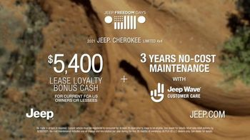 Jeep Freedom Days TV Spot, 'One Family' [T2] - Thumbnail 7