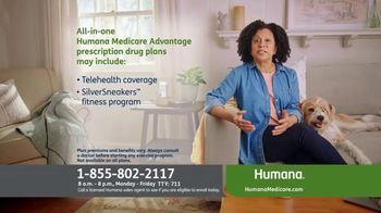 Humana Medicare Advantage Plan TV Spot, 'Prescription Drug Plans' - Thumbnail 8