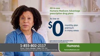 Humana Medicare Advantage Plan TV Spot, 'Prescription Drug Plans' - Thumbnail 9