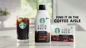 Starbucks Cold Brew Concentrate TV Spot, 'Perfectly Yours' - Thumbnail 8