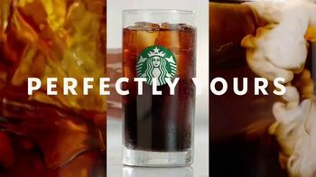 Starbucks Cold Brew Concentrate TV Spot, 'Perfectly Yours' - Thumbnail 6