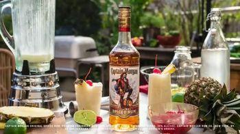 Captain Morgan Original Spiced Rum TV Spot, 'Piña Colada' - Thumbnail 1