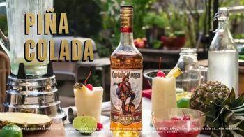 Captain Morgan Original Spiced Rum TV Spot, 'Piña Colada' - Thumbnail 2