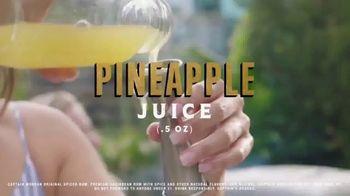 Captain Morgan Original Spiced Rum TV Spot, 'Piña Colada' - Thumbnail 4