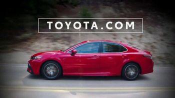 2021 Toyota Camry TV Spot, 'Dear Road Rivals: Camry' [T2] - Thumbnail 10
