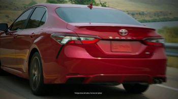 2021 Toyota Camry TV Spot, 'Dear Road Rivals: Camry' [T2] - Thumbnail 2