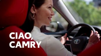 2021 Toyota Camry TV Spot, 'Dear Road Rivals: Camry' [T2]