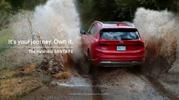 2021 Hyundai Santa Fe TV Spot, 'Your Journey: Santa Fe' [T2]