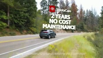 Toyota Run the Numbers Summer Getaway TV Spot, 'Time to Get Away: Hybrids' [T2] - Thumbnail 5