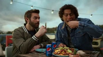 Pepsi TV Spot, 'Better With Pepsi: Nachos'