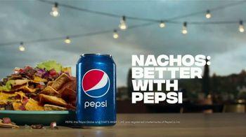 Pepsi TV Spot, 'Better With Pepsi: Nachos' - Thumbnail 9