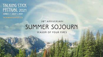 Talking Stick Festival TV Spot, '20th Anniversary: Summer Sojourn'