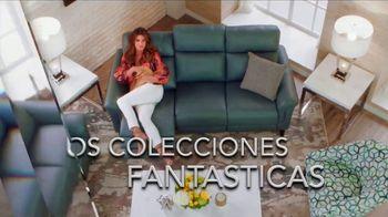 Rooms to Go TV Spot, 'Momento perfecto' con Sofía Vergara, Cindy Crawford [Spanish] - Thumbnail 4