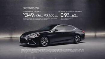 2021 Lexus ES TV Spot, 'Why Bother' [T2] - Thumbnail 7