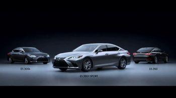 2021 Lexus ES TV Spot, 'Why Bother' [T2] - Thumbnail 6