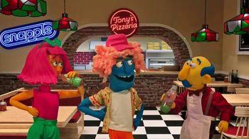 Snapple TV Spot, 'Pizzeria'