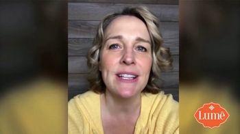 Lume TV Spot, 'Stops Odor Before It Starts'
