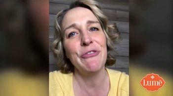 Lume TV Spot, 'Stops Odor Before It Starts' - Thumbnail 7
