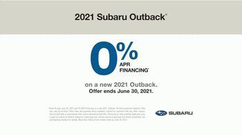 2021 Subaru Outback TV Spot, 'Moment of Silence' [T2] - Thumbnail 10