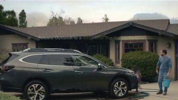 2021 Subaru Outback TV Spot, 'Moment of Silence' [T2] - Thumbnail 7