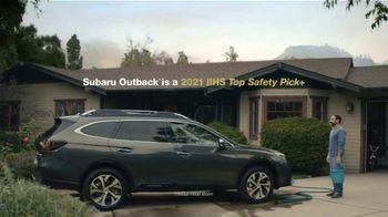 2021 Subaru Outback TV Spot, 'Moment of Silence' [T2]