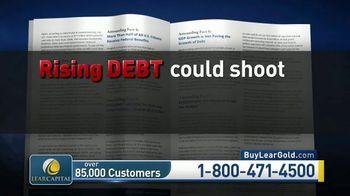 Lear Capital TV Spot, 'Debt Matters Report: $5000 Bonus Gold or Silver' - Thumbnail 4