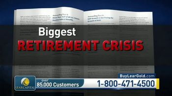Lear Capital TV Spot, 'Debt Matters Report: $5000 Bonus Gold or Silver' - Thumbnail 5