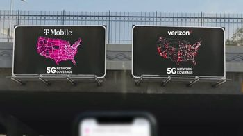 T-Mobile TV Spot, 'See For Yourself: Overpass'