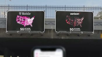 T-Mobile TV Spot, 'See For Yourself: Overpass' - Thumbnail 2