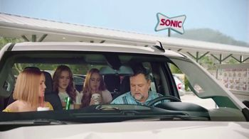 Sonic Drive-In Red Bull Summer Edition Dragon Fruit Slush TV Spot, 'Clock Out' - Thumbnail 1