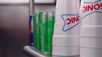 Sonic Drive-In Red Bull Summer Edition Dragon Fruit Slush TV Spot, 'Clock Out' - Thumbnail 3