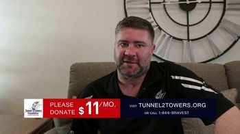 Stephen Siller Tunnel to Towers Foundation TV Spot, 'Brian Johnston' Featuring Conor McGregor - Thumbnail 2