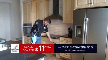 Stephen Siller Tunnel to Towers Foundation TV Spot, 'Brian Johnston' Featuring Conor McGregor - Thumbnail 7