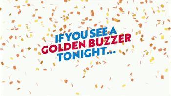 Sonic Drive-In TV Spot, 'Golden Buzzer: Free Medium Tots' - Thumbnail 2