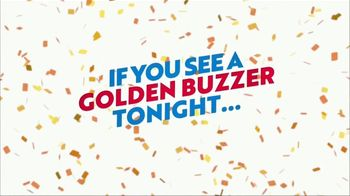 Sonic Drive-In TV Spot, 'Golden Buzzer: Free Medium Tots' - Thumbnail 3