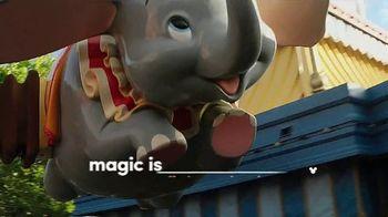 Disneyland TV Spot, 'The Magic Is Here' - Thumbnail 4