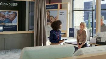 Mattress Firm TV Spot, 'King for a Queen, Free Adjustable Base on Sealy' - Thumbnail 1