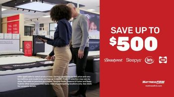 Mattress Firm TV Spot, 'King for a Queen, Free Adjustable Base on Sealy' - Thumbnail 2